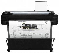 "Плоттер HP DesignJet T520 36"" с Wi-Fi"