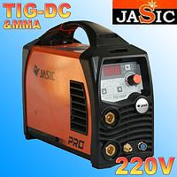 Аргоновая сварка JASIC TIG-180p DC (W211)
