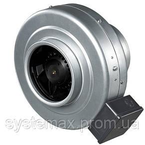 ВЕНТС ВКМц 125Б (VENTS VKMс 125B) - круглый канальный центробежный вентилятор , фото 2