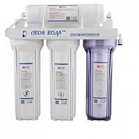 Фільтр для води під мийку Своя Вода CB-3101