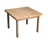 Детский столик из бука, фото 1
