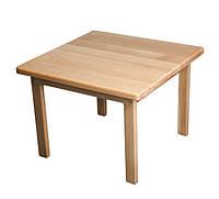 Детский столик из сосны, фото 1