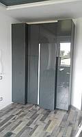 Шкаф с крашеными фасадами краска глянец V118