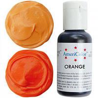 Краситель гелевый Americolor  Оранжевый  21 грамм