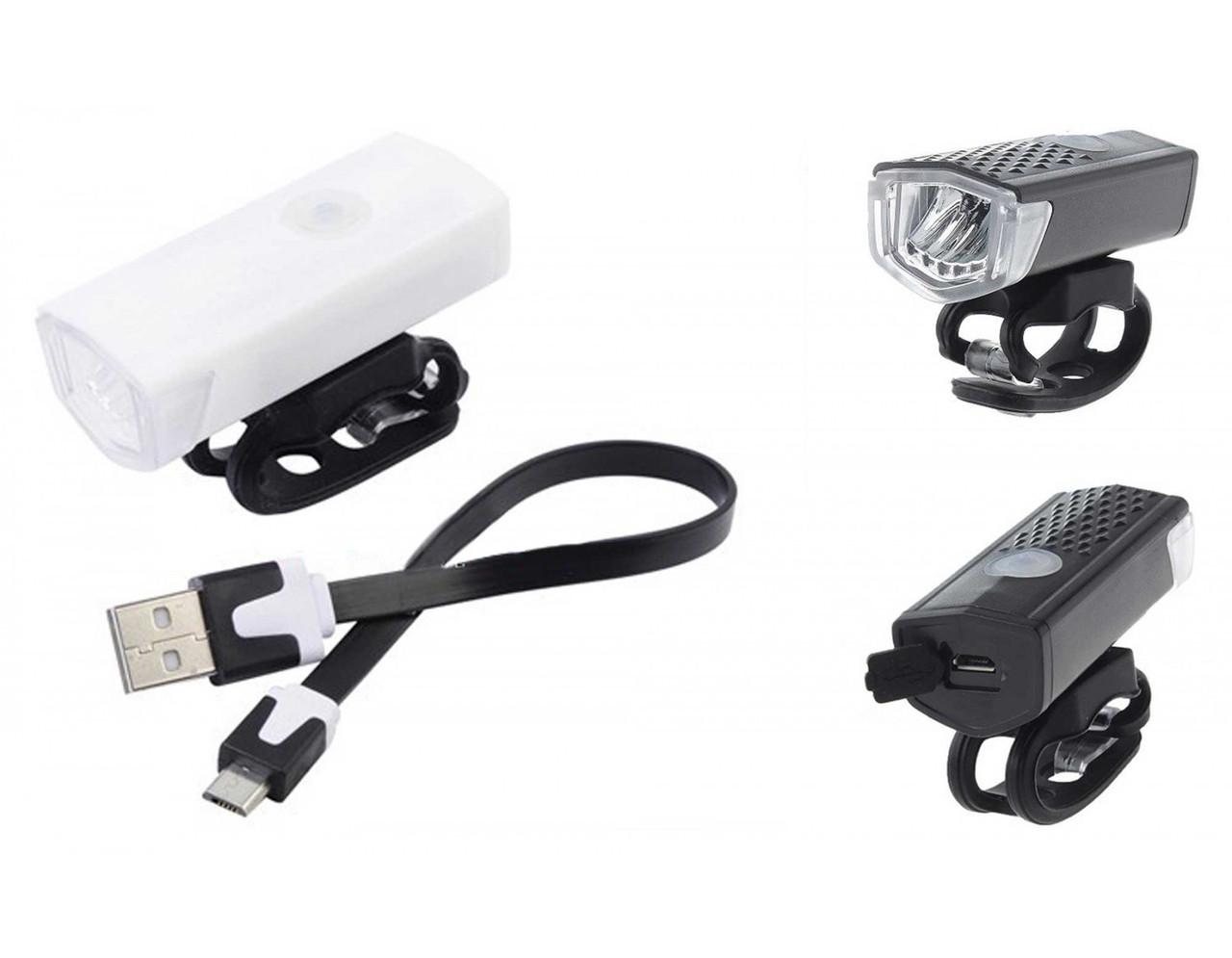 Велофара Raypal RPL-2255, USB