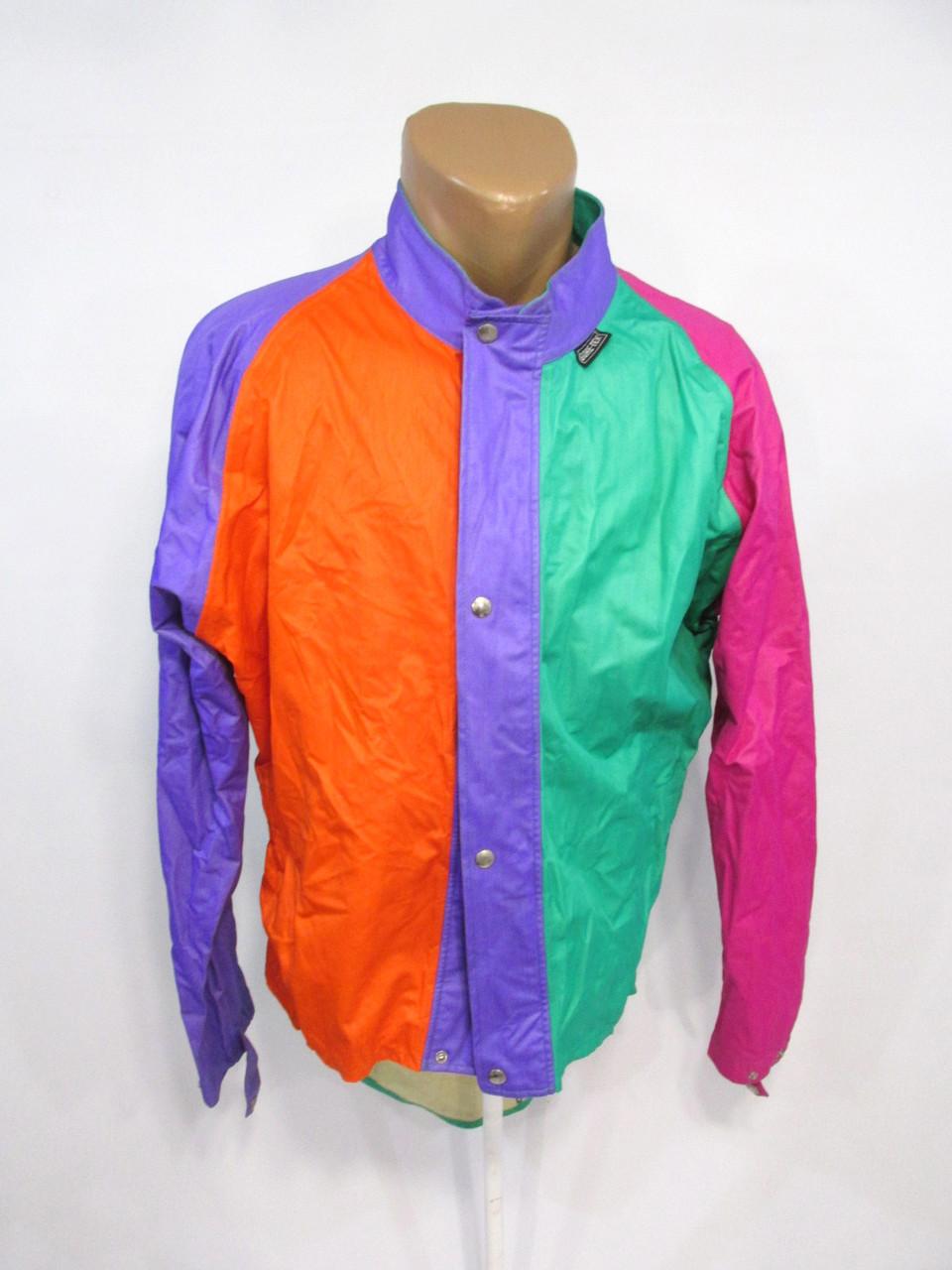 Куртка дождевик Gore Tex, L, Качественная, мембрана, Отл сост!