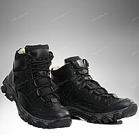 Зимние тактические ботинки Tactic HARD2 (black)