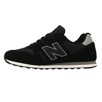 Оригинальные кроссовки NEW BALANCE ML373BLG Black Черные, фото 2