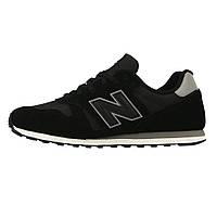 Оригинальные кроссовки NEW BALANCE ML373BLG Black Черные