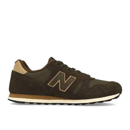 Оригинальные кроссовки NEW BALANCE ML373BLT Brown Коричневые, фото 2