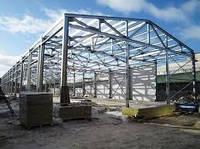 Строительство ангаров, проектирование, монтаж  Склад  каркасное здание  ангар не дорого
