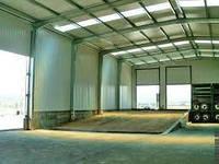 Строительство ангаров. Строительство промышленных объектов и сооружений  Склад  каркасное здание  ангар не дорого