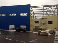 Строительство ангаров и складов цена   Склад  каркасное здание  ангар не дорого