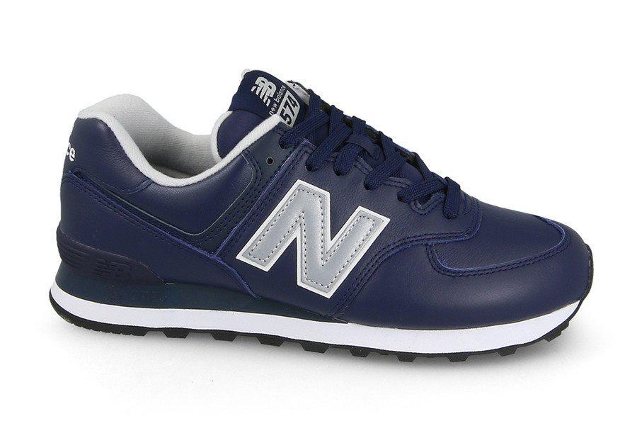 Оригинальные кроссовки NEW BALANCE ML574LPN Cиние