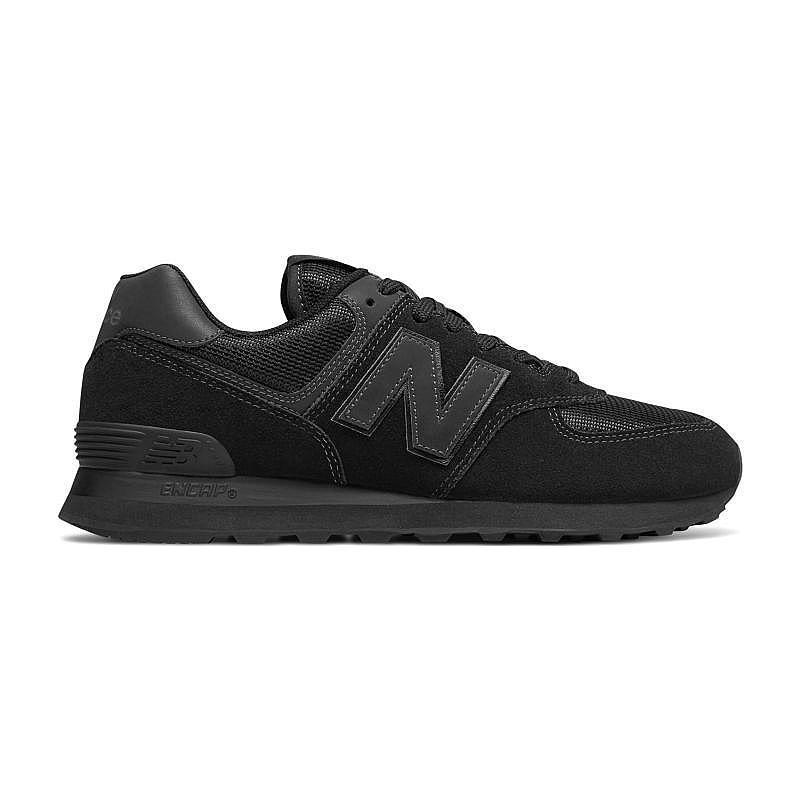 f0dd64be140a Оригинальные кроссовки NEW BALANCE ML574ETE Black - BBZ Shoes   Wear в  Харькове