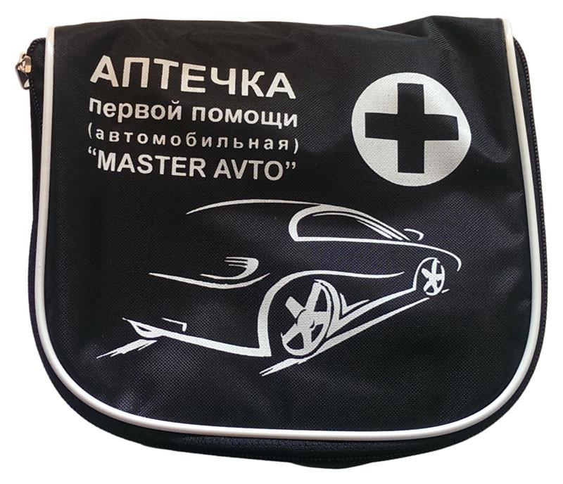 Аптечка первой медицинской помощи автомобильная типа AA-1