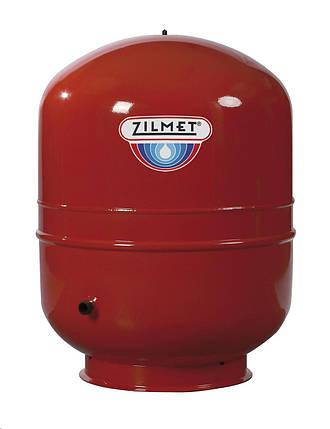 Бак Zilmet cal-pro для систем отопления 250 л 6bar круглый, фото 2
