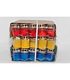 Лампадка пластмасова на 12 годин кольорова (12П - 01), фото 4
