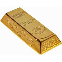 Зажигалка газовая слиток золота №2973