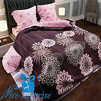 Полуторное постельное белье из бязи ФАНТАЗИЯ (150*220)