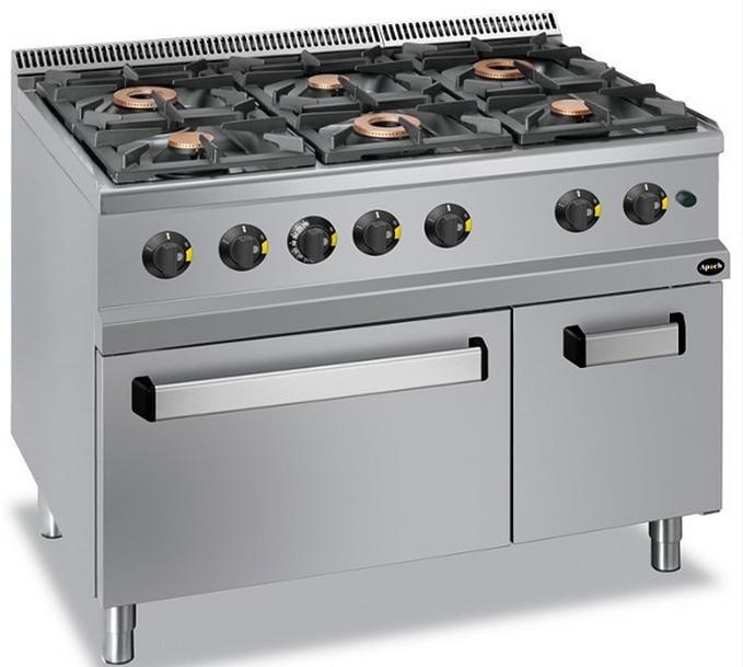 Газовая кухонная плита Apach APRG-117Fg