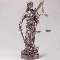 Бронзовая статуэтка Фемида (65*25 см)