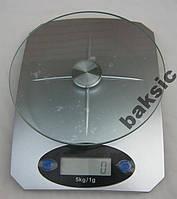 Кухонные весы до 5 кг (Imperial)+батарейка, фото 1