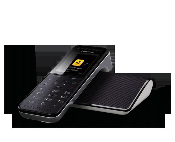 Panasonic KX-PRW110UAW радіотелефон