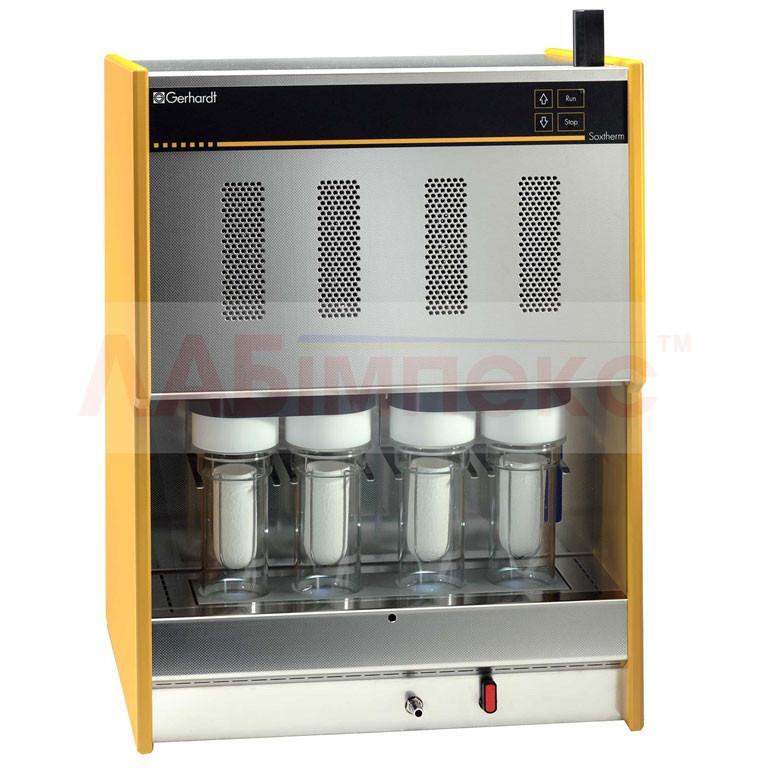 Прибор для экстракции жира Soxtherm SOX 414, Gerhardt