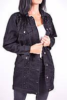 Пиджак женский катоновый BIG NAS Размеры в наличии : 44,46,48,50 арт.07/37