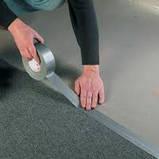 Тканево-армированная, универсальная клейкая лента 3M™ Duct Tape 48мм х 55м. х 0.23 мм. 3939, фото 4