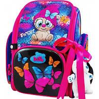 Рюкзак для девочки DeLune 6-124