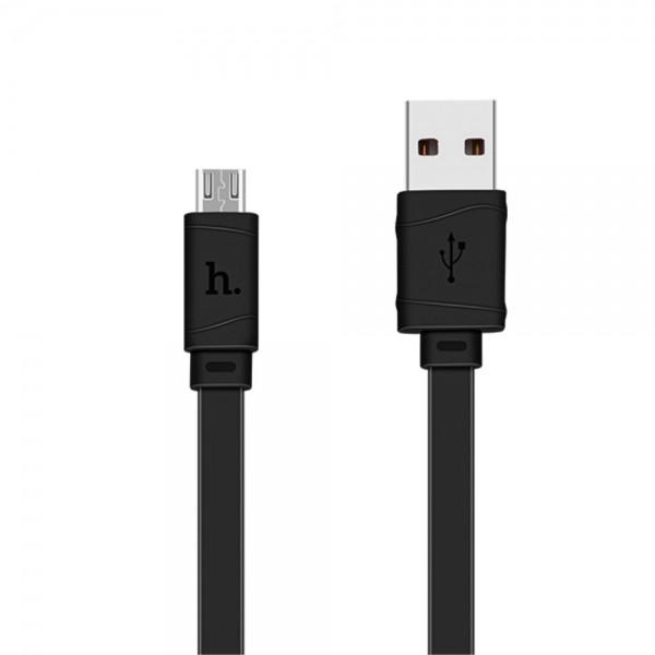 Кабель USB 2 Micro 5PM 1 m Hoco Bamboo X5