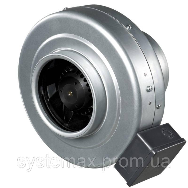 ВЕНТС ВКМц 200Б (VENTS VKMс 200B) - круглый канальный центробежный вентилятор