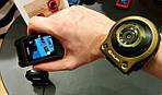 Casio представила экшн-камеру EXILIM EX-FR10 со съемным дисплеем-видоискателем.