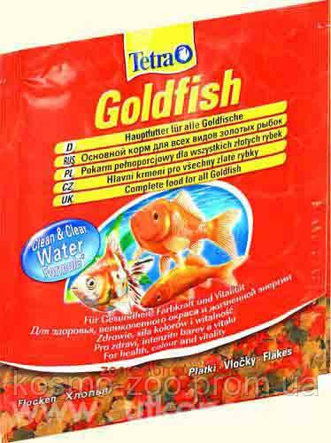 Корм для золотых рыб Тетра (Tetra Gold Fish), 12 гр