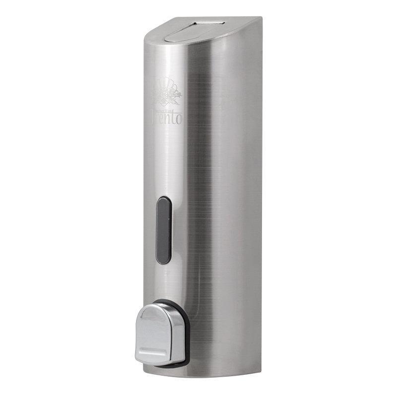Дозатор жидкого мыла , 0,4 л, хром матовый