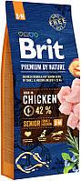 170820 Brit Premium Senior S-M, 3 кг