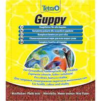 Корм для рыб гуппи Тетра (Tetra Guppy), 12 гр