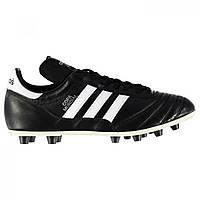Бутсы Adidas Copa Mundial FG Black White - Оригинал 5353acae374e0
