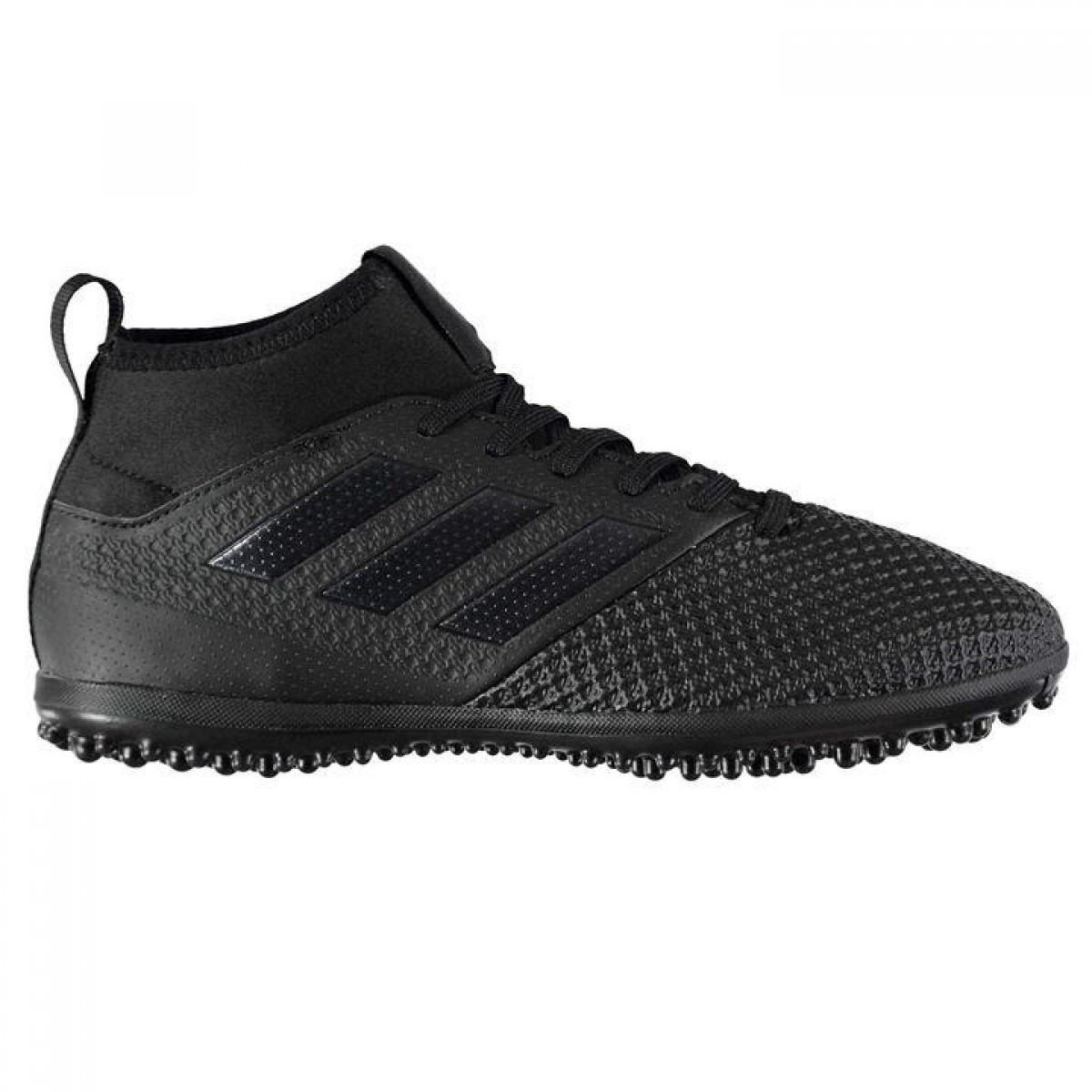 4b4bcb26 Бутсы Adidas Ace 17.3 Primemesh Astro Turf Black/Black - Оригинал ...
