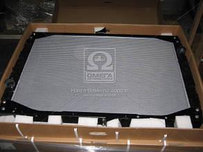 Радиатор охлаждения DAF 95XF 96- с рамкой TEMPEST 32417A