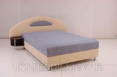Кровать двуспальная Мрия 140, Алис-м