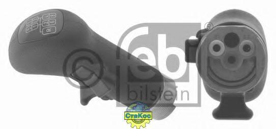 Ручка рычага переключения передач DAF OE 696242 FEBI BILSTEIN 29168