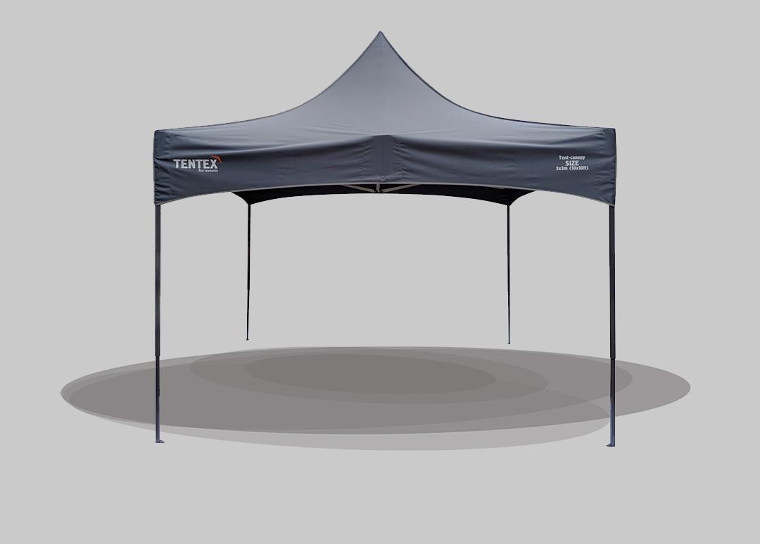 Аренда палатки трансформер (гармошка) (раздвижная) 3х3
