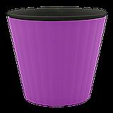 Цветочный горшок «Ибис» 2.3л, фото 5