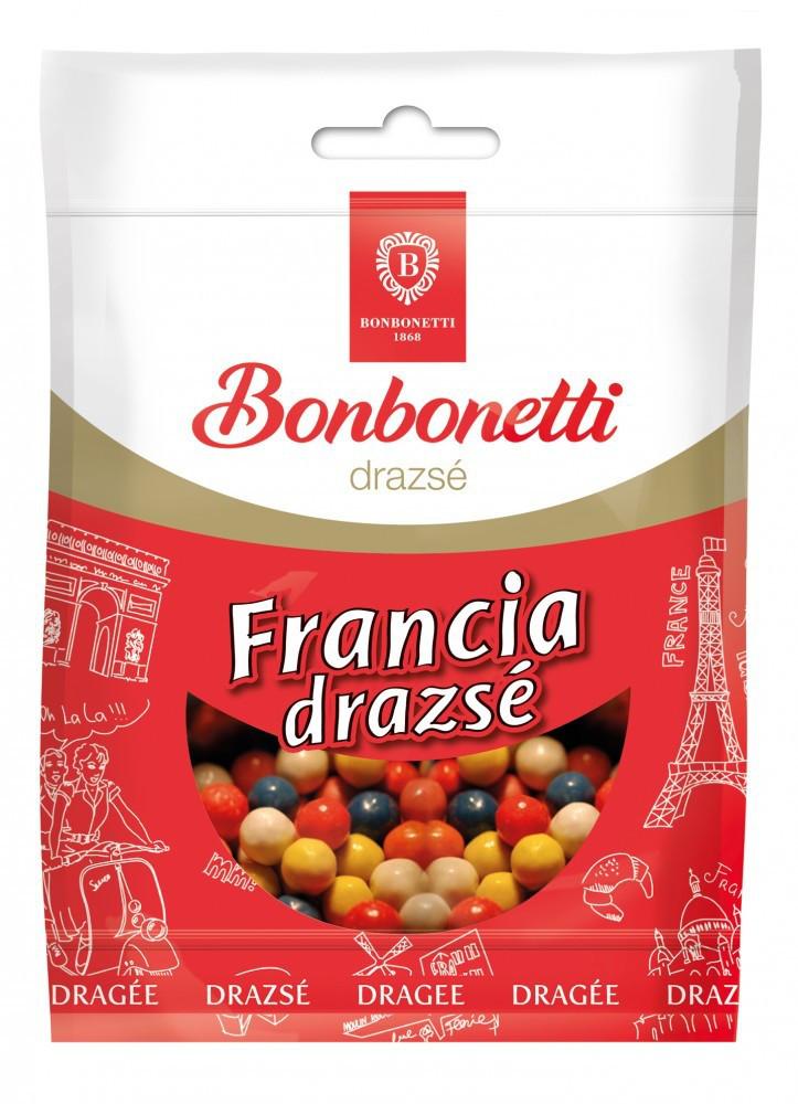 Конфеты натуральные Francia drazsé 70g(Венгрия)