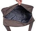 Серая дорожная сумка , фото 7