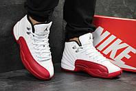 Найк джордан джампмен 23 кроссовки мужские кожаные белые красные (реплика) Nike  Jordan Jumpman 23 d39fde686fd
