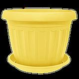 Квітковий горщик «Терра» 1.6 л, фото 3